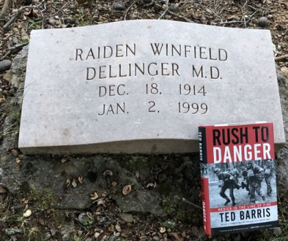 Raiden Winfield Dellinger MD